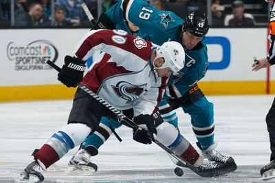 Game 81 Recap: Sharks make chum out of the Avs, 5-1