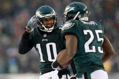 The Linc - LeSean McCoy Defends DeSean Jackson