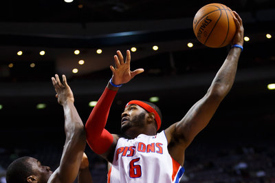 Can Detroit trade Josh Smith?