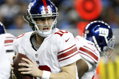 Eli Manning in decline? Kevin Gilbride calls the idea 'ludicrous'