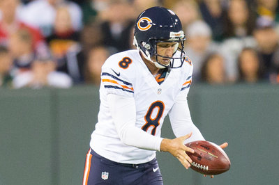 Steelers sign ex-Bears P Adam Podlesh to 1-year contract