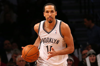 Shaun Livingston: better than ever, happier too!