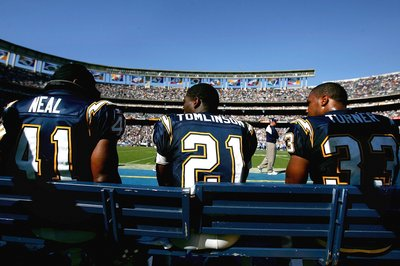 2007 San Diego Chargers: The Greatest Backfield of All Time