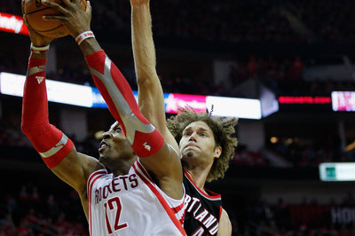 Game 1 Final: Blazers Upset Rockets 122-120 in OT, Take 1-0 Series lead
