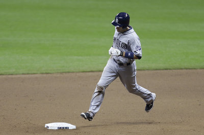 Padres lose to Brewers 4-3 to begin 10 game road trip