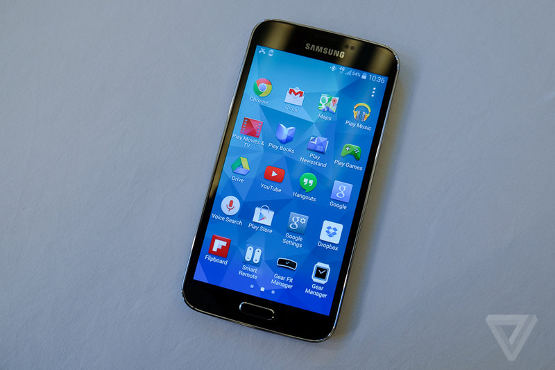 Samsung Phones are Popular, But Its Apps are Not
