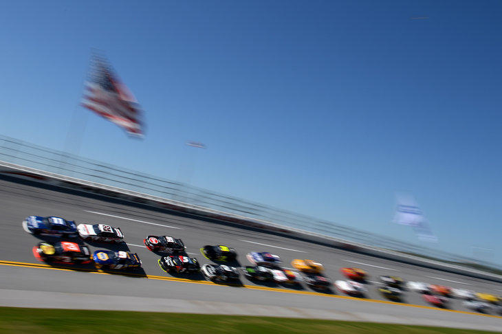 NASCAR Talladega 2014: Start time, TV schedule and lineup for Aaron's ...