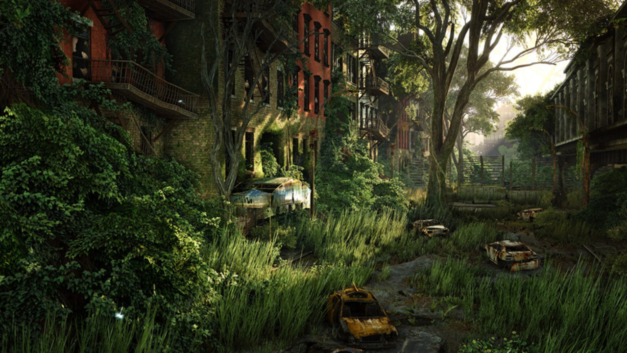 Crysis 3 2013 Video Game 4k Hd Desktop Wallpaper For 4k: Crysis 3 At 8K Resolution Looks Like Watercolor Landscapes