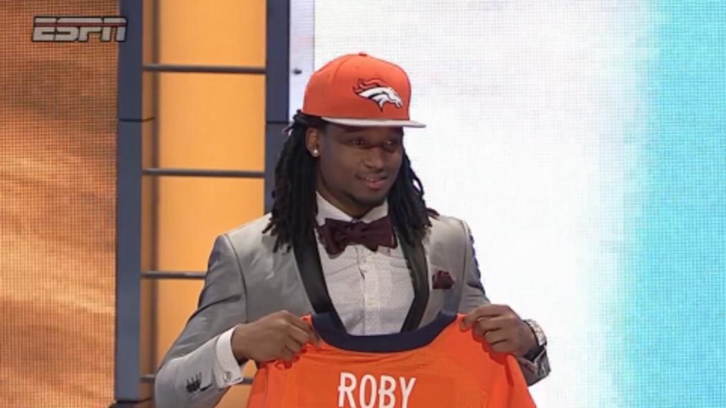 Denver Broncos Bradley Roby