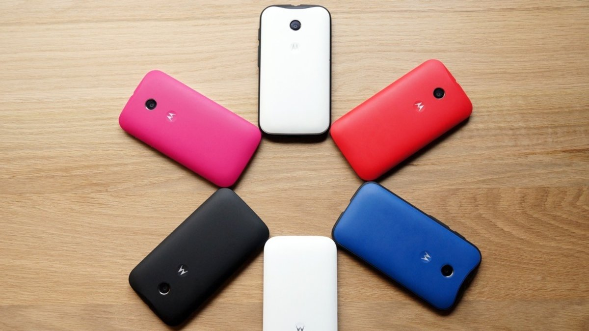 The Moto E is shockingly cheap and surprisingly good