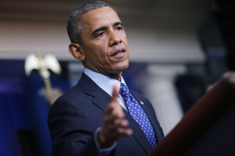 Obama to Congress: No vote needed on ISIS strategy