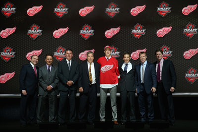 Red Wings Mock Draft 2014: No True Consensus Apparent