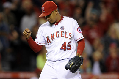 Ernesto Frieri in Angels History