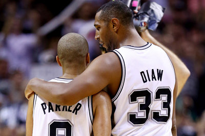 Boris Diaw is the key to the Spurs' off-season