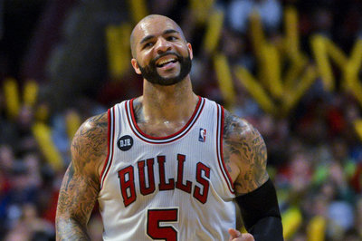 Carlos Boozer to be amnestied if he's not traded, per report