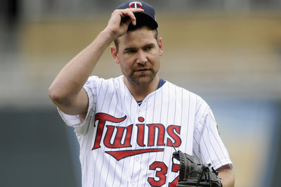 What will the Twins do with Mike Pelfrey?