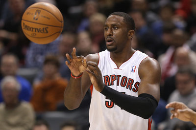 Raptors Lock-up Restricted Free Agent, Patrick Patterson