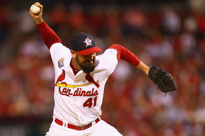 Cardinals Outlast Marlins On The 4th Of July, 2014