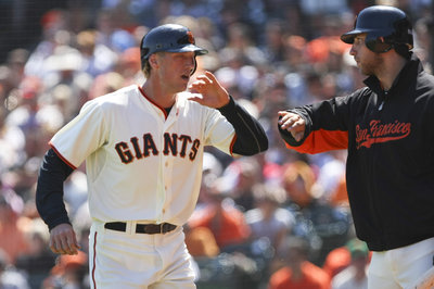 Madison Bumgarner, Hunter Pence make National League All-Star roster