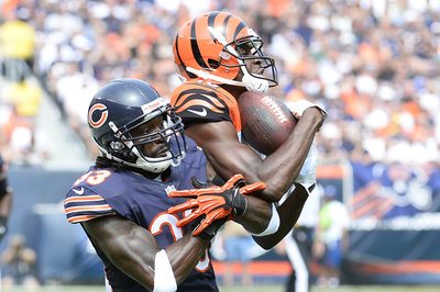 A.J. Green ranked 9th in NFL Top 100 Players of 2014