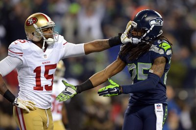 Golden Nuggets: Michael Crabtree not rising to Richard Sherman's bait
