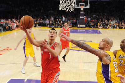 Report: Houston Rockets Seeking Jeremy Lin Trade With Los Angeles Lakers