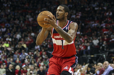 Trevor Ariza signs 4-year, $32 million deal with Houston Rockets, according to report