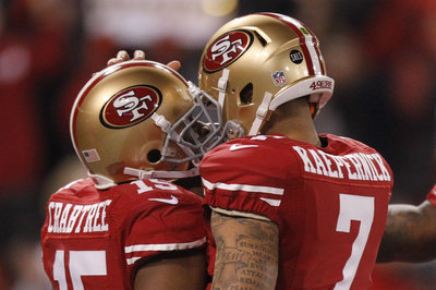 The Crabtree-Kaepernick connection makes a Michael Crabtree extension that much more important