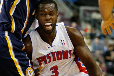 2014 NBA Free Agents: Rodney Stuckey reportedly agrees to one-year deal with Pacers