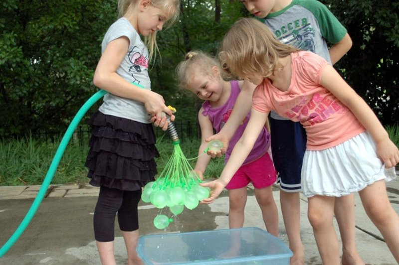 This may be the greatest invention in the history of water balloons