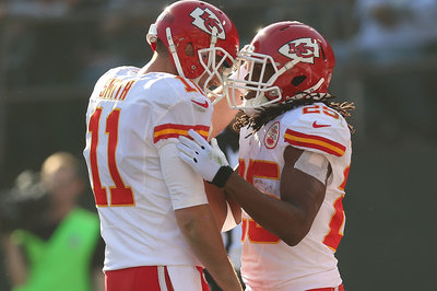 The priority list for the Kansas City Chiefs Big 3 contracts