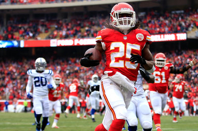 10 things to know about the Jamaal Charles contract situation