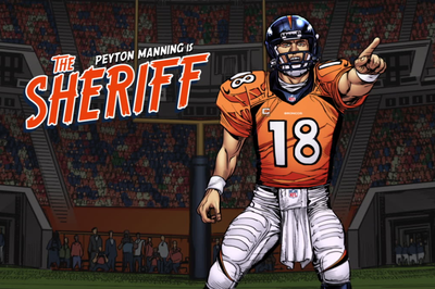 Gatorade's Peyton Manning comic book is one of the most brilliant things we've ever seen