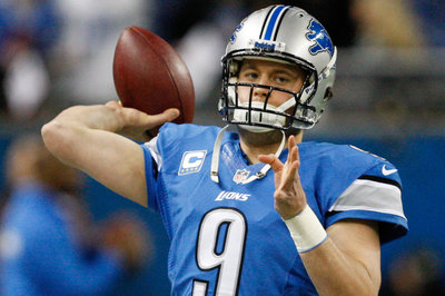 Lions notes: Matthew Stafford, helmet rankings, more