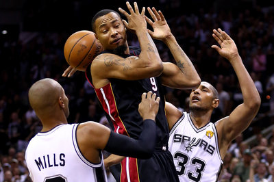Five Out Offense: It was nice while it lasted, Rashard Lewis