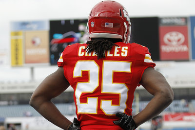 Jamaal Charles has the best response to his new contract with Chiefs