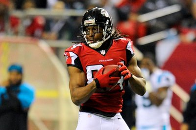 Roddy White and Atlanta Falcons Agree to New Deal