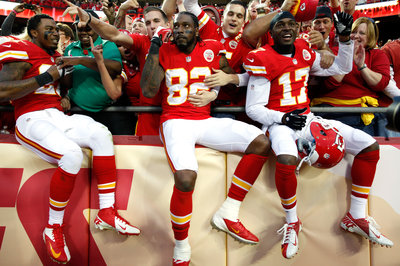 Dwayne Bowe and Kansas City Chiefs WRs have plenty of doubters to prove wrong in 2014