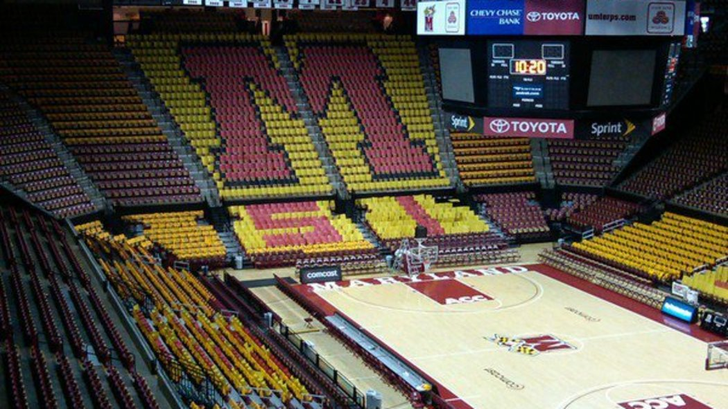 Maryland basketball: Comcast Center is now XFINITY Center ...