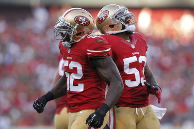49ers' Patrick Willis and NaVorro Bowman are the top-rated middle linebackers in Madden NFL 15