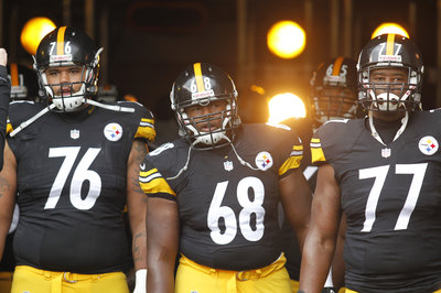 Steelers Kelvin Beachum not to be overlooked at left tackle