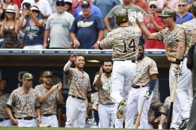 Padres 4, Braves 3: Chop. Stopped.