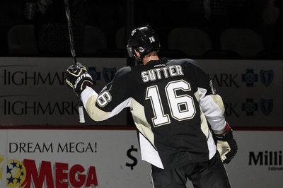 Penguins Re-Sign C Brandon Sutter. 2 Years, $6.6 Million