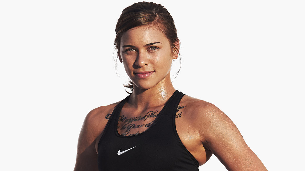 Paige VanZant vs. Kailin Curran in the works for UFC Fight ...