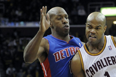 Report: Chauncey Billups meets with the Cleveland Cavaliers