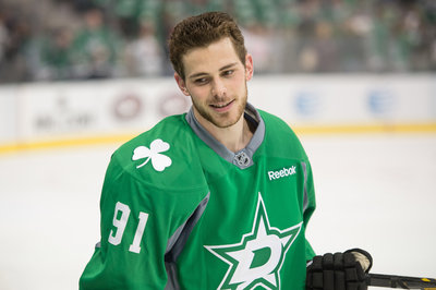 (VIDEO) Tyler Seguin, Antoine Roussel, Kevin Connauton and Reporter Mike Heika Join the Ice Bucket Challenge