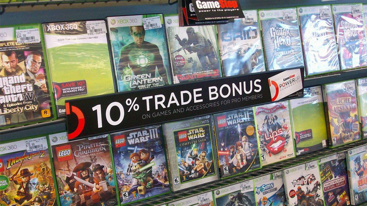 The trade in value for an 80GB PS3 at Gamestop will vary slightly from store to store but in general +1 more answer Read more. Mark as irrelevant Undo What is the trade in value for a fat 80GB PS3 at Gamestop? Answer: About $ or more for fat 80GB PS3 at Gamestop +1 more answer Read.