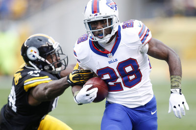 C.J. Spiller trade rumors: Bills' Doug Whaley says no talks have occurred