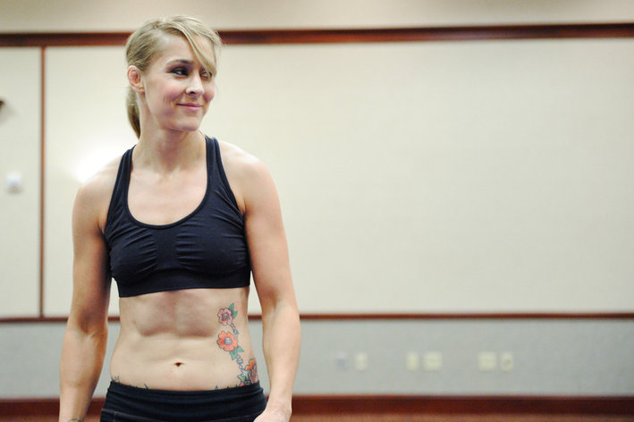 Bellator signs Marloes Coenan, Julia Budd to open womens 145 pound division