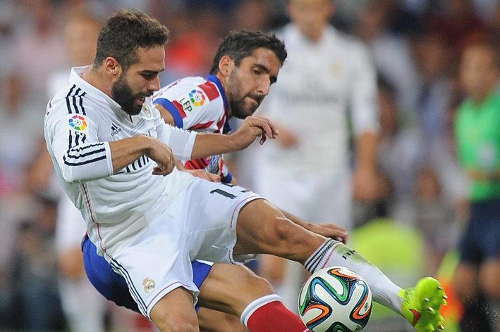 Liga Spanyol Xtra Time  - Video Cuplikan Gol Real Madrid vs Atletico Madrid, Piala Super Spanyol 20/8/2014